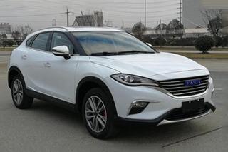 """外观神似""""CX-4"""" 曝君马全新运动SUV-MEET5实车"""