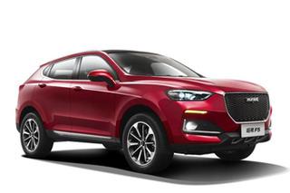 """主打""""运动/个性"""" 哈弗全新SUV""""F5""""于9月上市"""