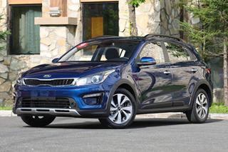 起亚KX CROSS新增车型上市 搭1.6L引擎/售9.09万