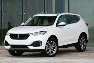 预售15.8万起/三款车型 WEY VV6将于今日上市