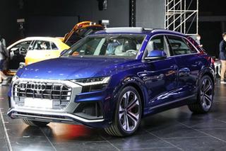 奥迪全新中大型SUV-Q8无伪谍照 将于明年入华