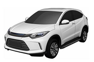 理念电动车量产版专利图曝光 广州车展正式首发