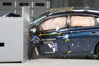 2019款日产轩逸安全解析 正面碰撞测试获高分