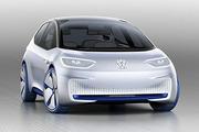大众I.D.系列规划曝光 首款车将明年开启预售