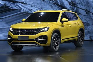 一汽-大众首款中型SUV TAYRON将今日公布中文名