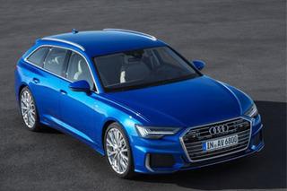 奥迪A6 Avant巴黎车展亮相 欧洲市场推出柴油版