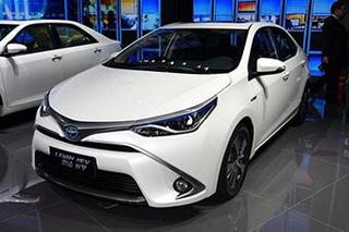 广汽丰田前三季度销量增24.4% 凯美瑞/雷凌领涨
