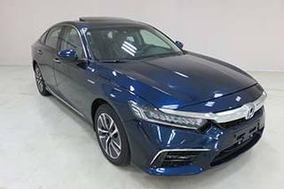 东风本田INSPIRE推混动车型 百公里油耗低至4升