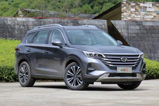 广汽传祺全新GS5正式上市 售价为10.98-16.98万