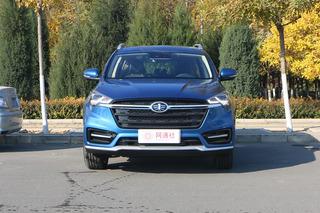 外表年轻的紧凑型SUV 实拍天津一汽骏派D80