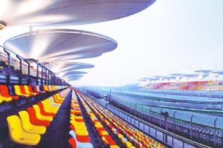 上海F1重塑中国地标(上)【驱动家国】