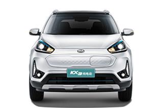 起亚KX3 EV正式上市 补贴后售14.73万元