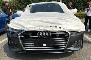 2018广州车展探馆:一汽-大众奥迪 全新一代A6L