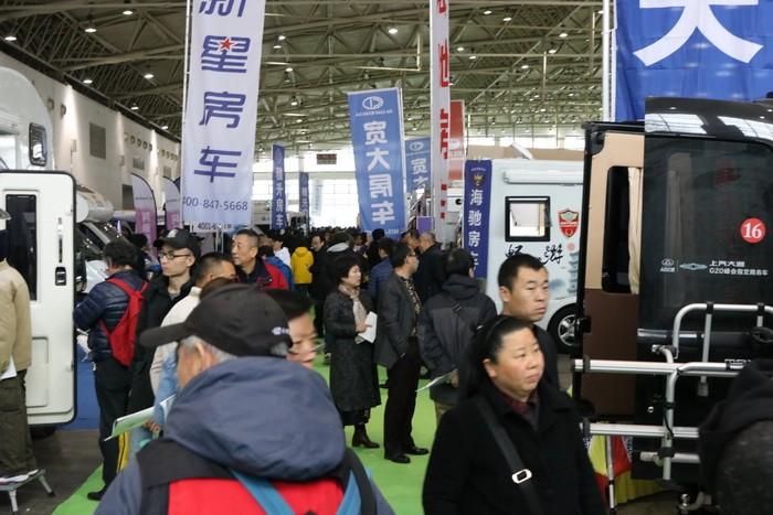 2019北京房车展将于3月15日农展馆开幕
