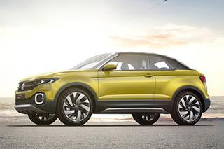 大众首款轿跑SUV/年产6.5万辆 曝探岳Coupe车型