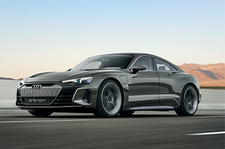 奥迪发Model S强劲对手 四门e-tron 2020年投产