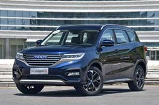 命名赛克5/美图3 君马旗下2款SUV中文名正式公布
