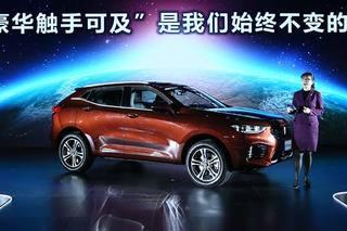WEY VV5终结版正式上市 共1款车型/售12.98万元