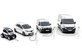 雷诺电动车销量劲增152% 三款新车将在华投产