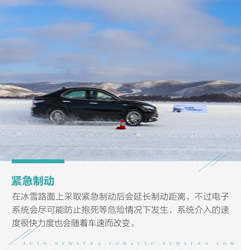 星辰在线-汽车频道 独家报道 极寒气候试驾丰田凯美瑞     这些技术