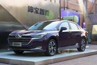北汽绅宝智道今晚上市 推6款车型/预售8.99万起