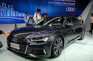 同比增长11% 一汽-大众奥迪全年销量突破66万辆