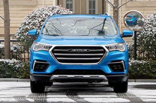 推荐1.5T-8AT尊享型 中大型SUV捷途X90购车手册