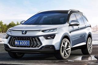 纳智捷将推全新中型SUV 尺寸超4.7米/二季度上市