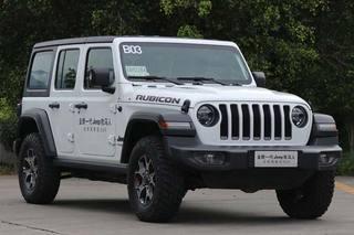 Jeep全新牧马人新车型售46.29万 首发限量88辆