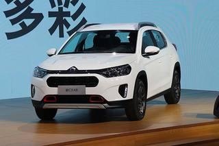 东风雪铁龙新C3-XR正式上市 售9.48-11.58万元