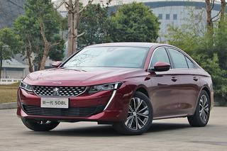 推荐400THP驾控版 东风标致新一代508L购车手册