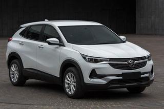 别克新SUV命名昂科拉GX  搭1.3T引擎/油耗仅5.9L
