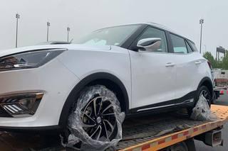 2019上海车展探馆:众泰电动SUV——ET450