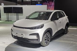 2019上海车展探馆:猎豹全新电动SUV——CS3 BEV