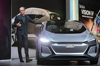 14款新车即将推出 大众汽车开启电动化狂暴模式