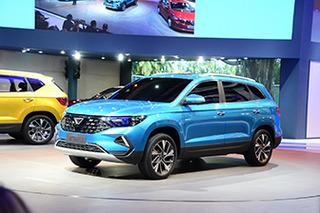 捷达品牌三款新车正式亮相 VS5将于三季度上市