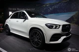全新梅赛德斯-奔驰GLE上市 售价72.78-84.38万元