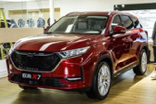 长安欧尚首款紧凑SUV亮相 将于下半年上市