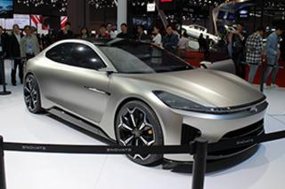 外观内饰都很科幻 天际纯电动轿跑概念车ME-S