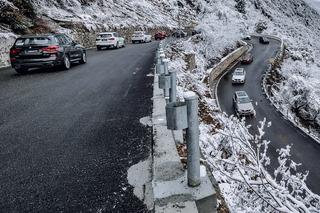 寻冰川 过泸定 宝马X3穿越甘孜藏区之旅