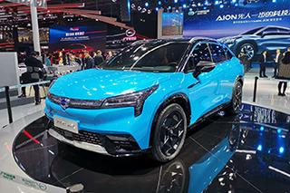 百公里加速3.9秒 广汽新能源Aion LX将9月底上市