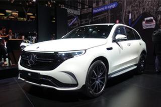 奔驰首款纯电动车德国正式投产 国产车年底上市