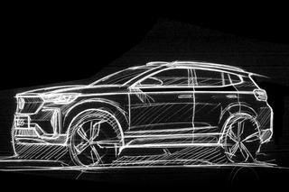 奔腾推全新小型SUV 三季度上市/轴距超名爵ZS