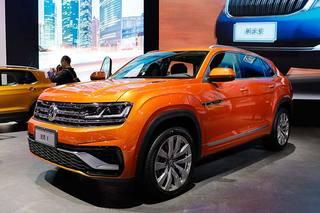 大众品牌全球首款轿跑SUV 途昂X明日正式上市