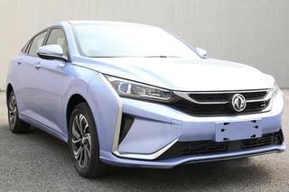 東風風神新緊湊型車曝光 提供多項駕駛輔助功能