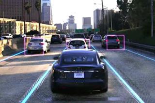 特斯拉公布新專利 可解決自動駕駛系統延遲情況