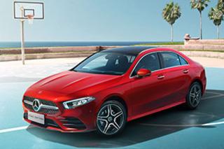 奔驰前5月在华销量超28万 首款纯电动车年底上市