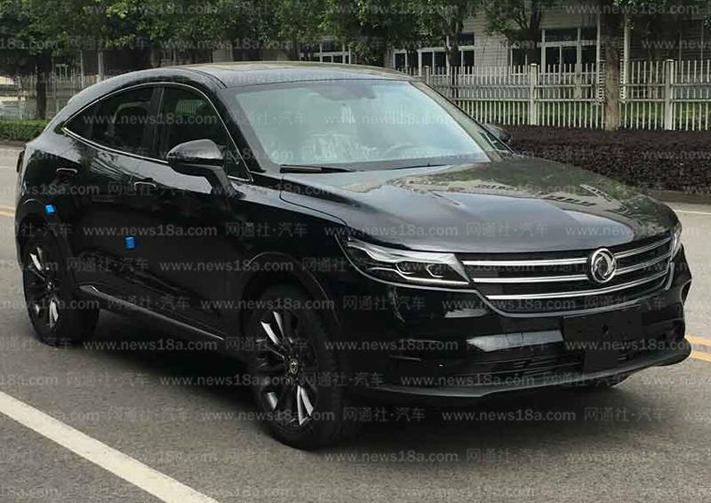东风风光轿跑SUV增2.0T引擎 动力