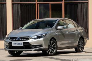 啟辰D60新車型售6.98萬元起 配置提升/國六排放