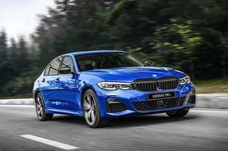 入门版亦有高配置 全新BMW 3系售31.39万元起